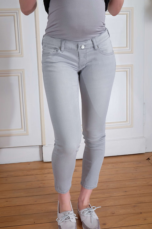 545-Jean slim 7/8 gris Noppies