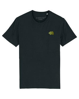 Tee shirt Création Noir