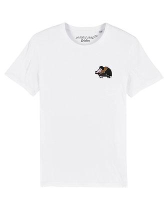 Tee shirt Création Blanc