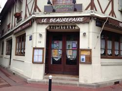 Restaurant Le beaurepaire