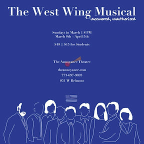 The West Wing Musical: Uncensored, Unauthorized