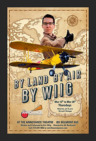 By Land, By Air, By Wiig