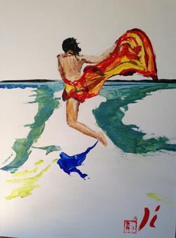 Libre comme l'eau - 2015