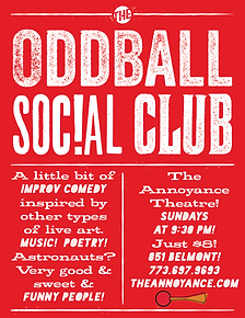 The Oddball Social Club