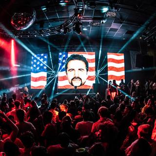 Valentino Khan at Gilt Nightclub