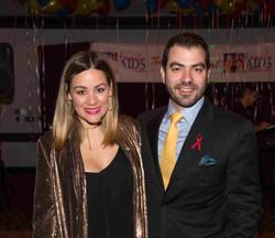 Gloria Ordaz y Freddy Balsera158