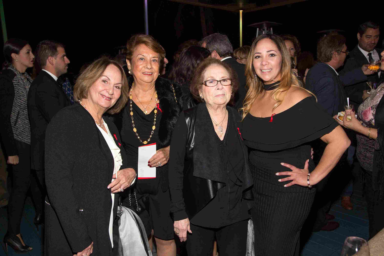 Juana Maria Aleman, Silvia Valencia, Cristina Mellado e Ibis Nodas-63