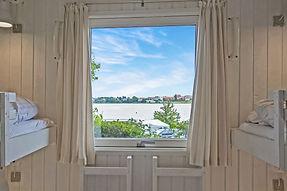 Hytte 6 udsigt vandkig
