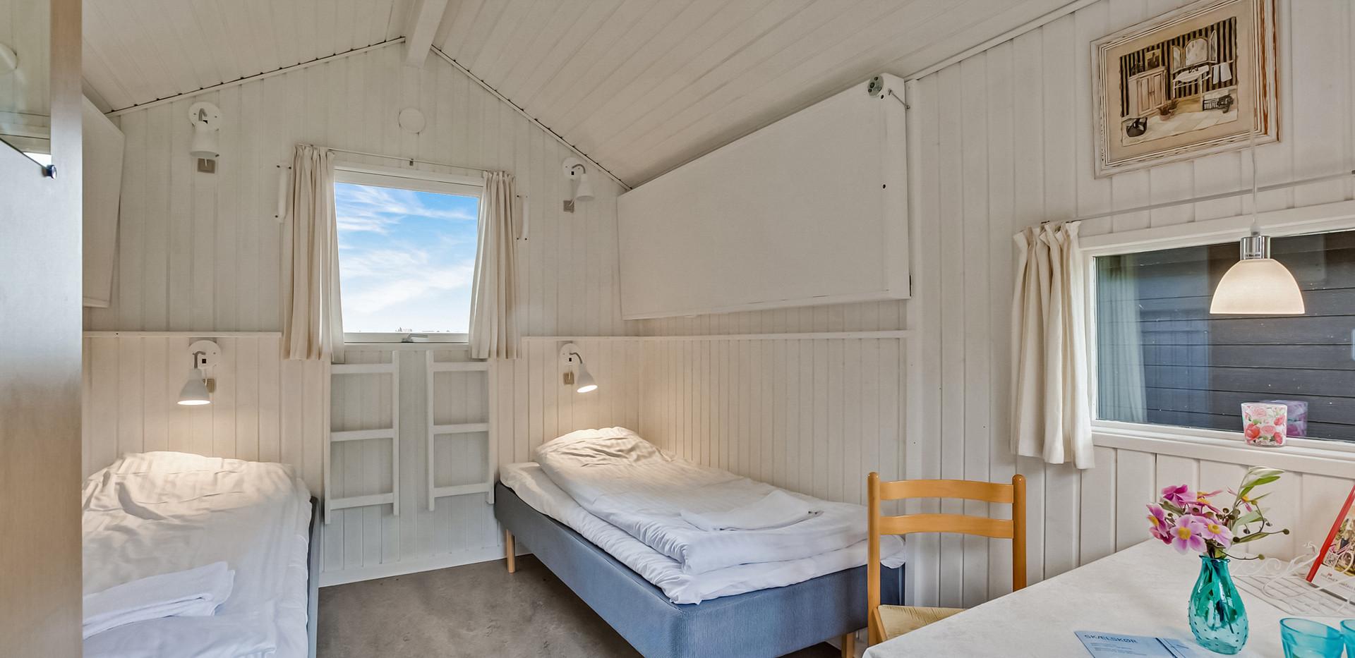 hytte 6 2 senge
