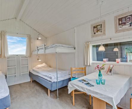 Hytte 6 4 senge