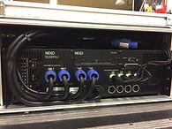 Nexo Nxamp 4x1 amplifier