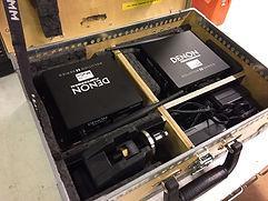 Denon DN-202 2,4 Ghz wireless sender/reciver
