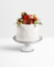 Bianco torta nuziale
