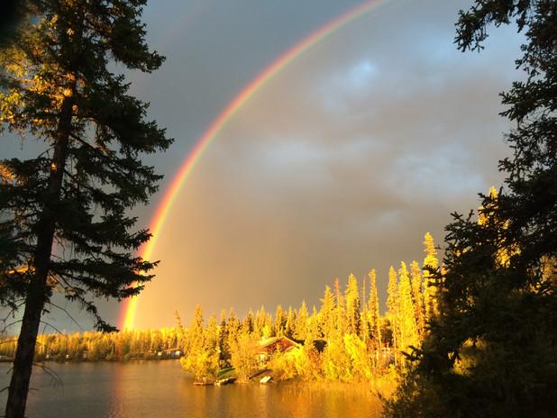 Karen Broughton Watch Lake rainbows.jpg