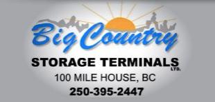 Big Country Storage