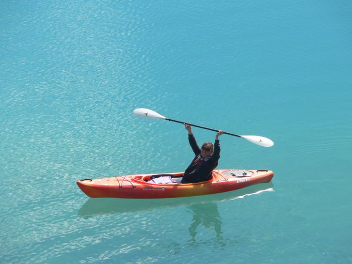 Bernice Kayaking on Chilko Lake.jpg