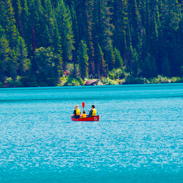 Emerald Lake, British Columbia