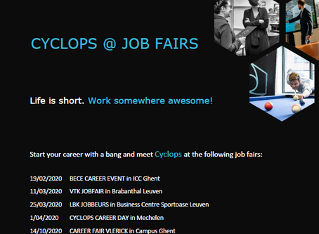 Fancy a career at Cyclops?