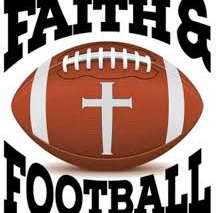 Football, football, football and Faith