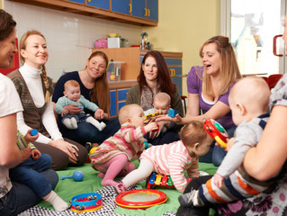 Smilestones: Infant/Baby-Parent Playgroups now forming!
