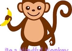 Be a Mindful Monkey 🐒