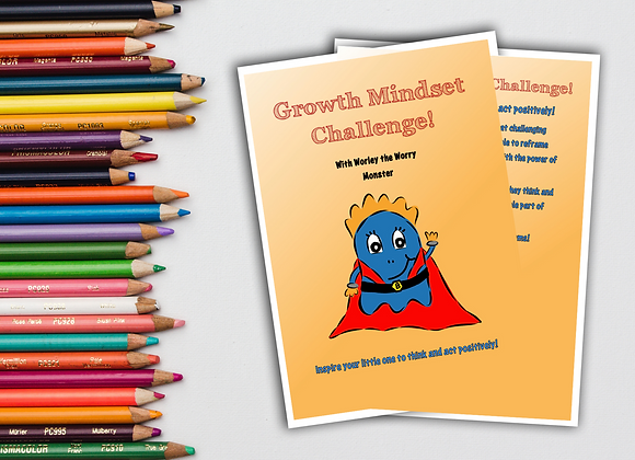 Growth Mindset Challenge with Worley