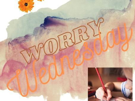 🙄 Worry Wednesday 🤯