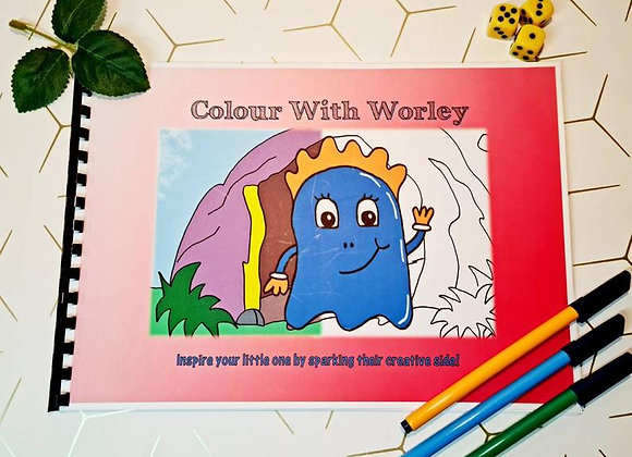 Colour with Worley