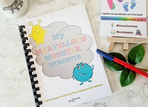 Marvellous Monster Moments - Gratitude Journal