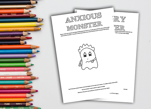 Hunger vs Anxiety Monster - recognising the difference