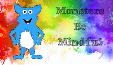 Monster be Mindful workshop