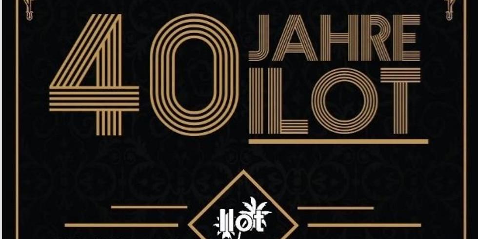 Das Jubiläum - 40 Jahre Ilot