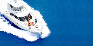 Charter your own private yacht for a day, inquire now!