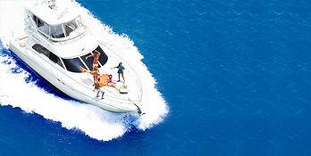 Motor Yacht diesel engines