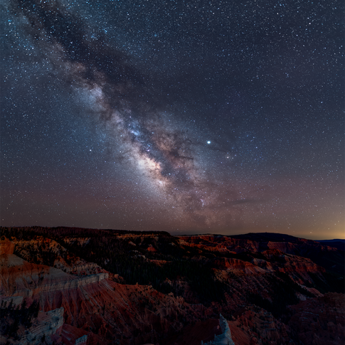 Cedar Milky Way