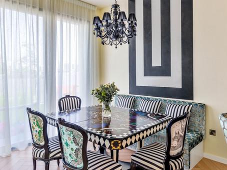An Eclectic Masterpiece by La Belle Maison Interiors, Dubai Hills