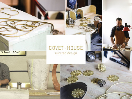 Covet House Foundation: The Art of Craftsmen