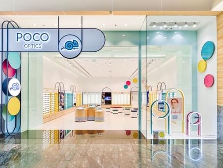 Poco Optics Retail Store, La Belle Maison Interior Design, Dubai