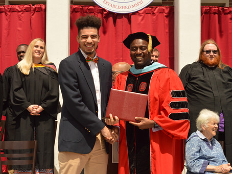 Springfield Commonwealth Academy  Inaugural Commencement