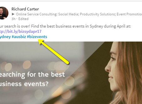 Not using hashtags in your LinkedIn posts? It's time to start. Here's why.