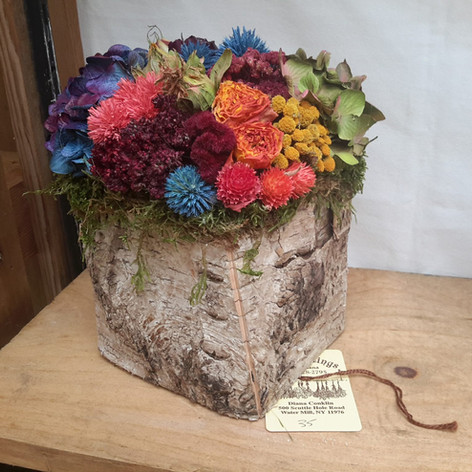 European Box of Flowers