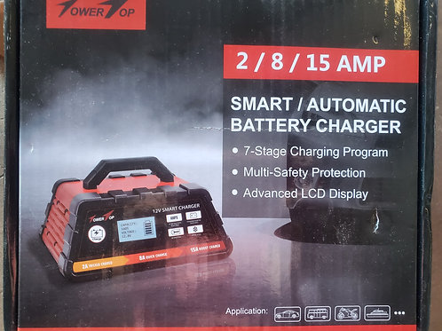 Power Top smart battery charger