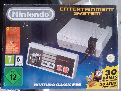 Nitendo Classic Mini