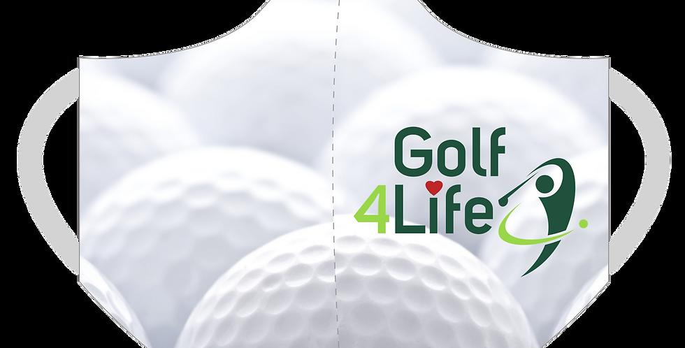 Golf 4 Life 3-Ply Mask