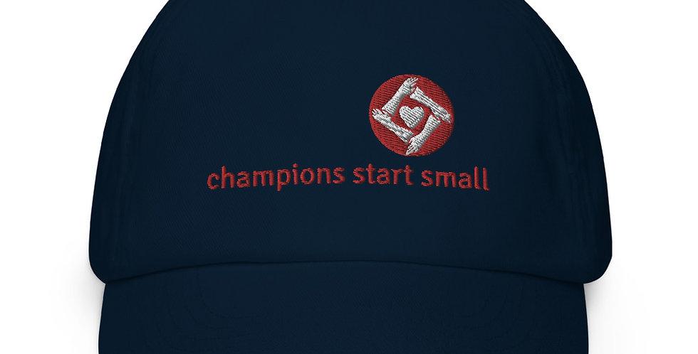 CSS Logo Kids cap