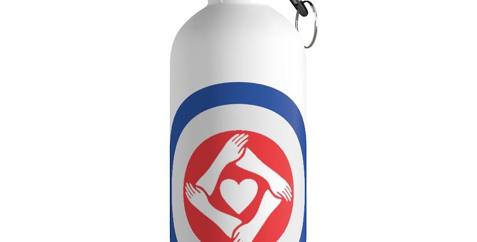 CURL/HEART logo (Stainless Steel)