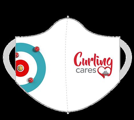 Curling Cares Mask