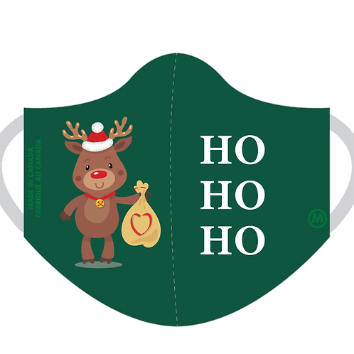 Reindeer 3-Ply Mask