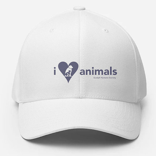 I 🤍 Animals (Flexfit original)