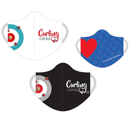 Curling Cares Variety Pack